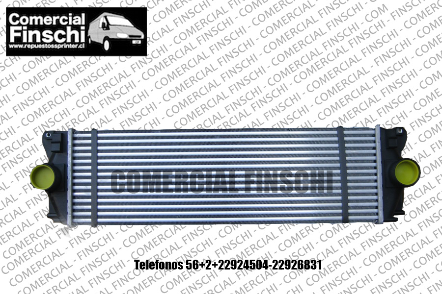 INTERCOOLER MERCEDES BENZ SPRINTER